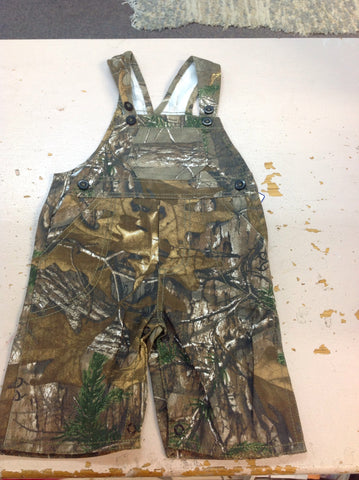 RealTree Camo Long Leg Overall