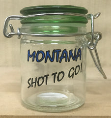 Montana Shot Glasses