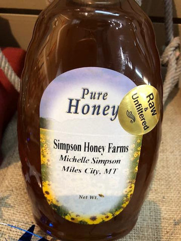 Simpson's Honey