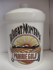 Wheat Montana Canister