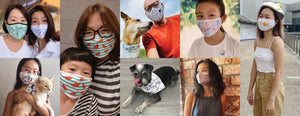 Retail Online Store Fashion Style Trendy PM2.5 Filter Reusable Mask