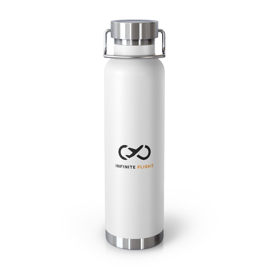 Infinite Flight Water Bottle