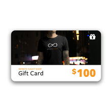 Load image into Gallery viewer, Infinite Flight Merchandise Gift Card