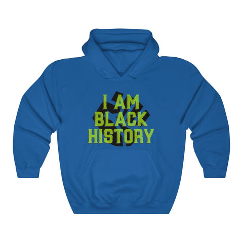 I Am Black History Men's Hoodie
