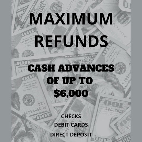 MAX REFUND (INSTAGRAM POST)