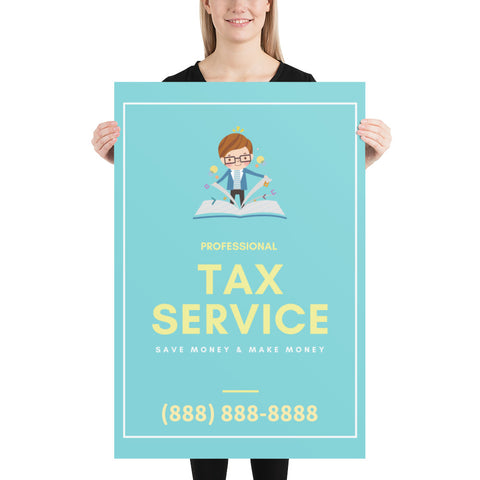 PROFESSIONAL TAX SERVICE (EDITABLE)