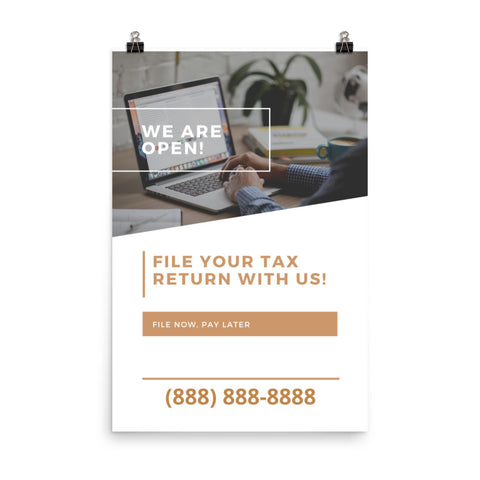 FILE YOUR TAX RETURN WITH US (EDITABLE)