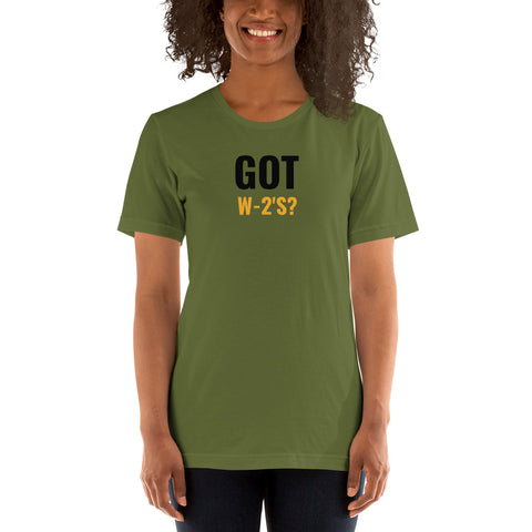 Got W-2's (Women's T-Shirt)