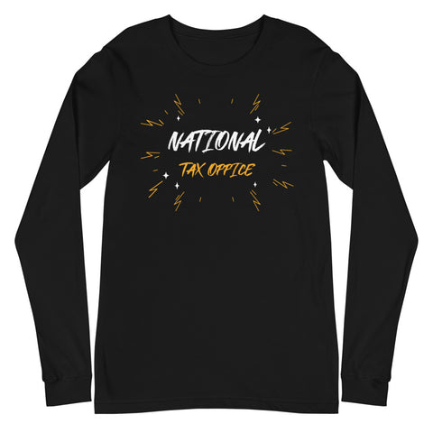 National Tax Office (Men's Long Sleeve T-Shirt)