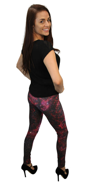 Interstellar Travelogue Leggings