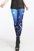 Whimsical Flora Leggings