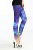 Cosmonaut Apprentice Galaxy Leggings