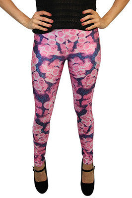 Petal Pusher Leggings