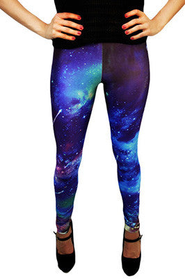 Shoot for the Stars Leggings