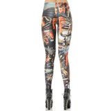 Good vs. Evil Leggings