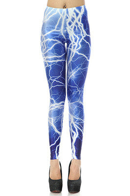 Strike of Lightning Leggings
