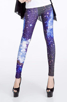 Infinite Galaxy Leggings