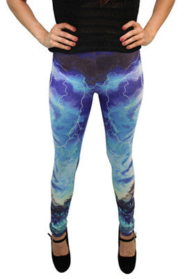 Lightning Strike Out Leggings