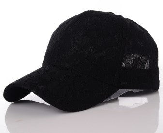 Easy, Breezy Lace Baseball Cap