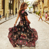 BellFlower Boho Dress