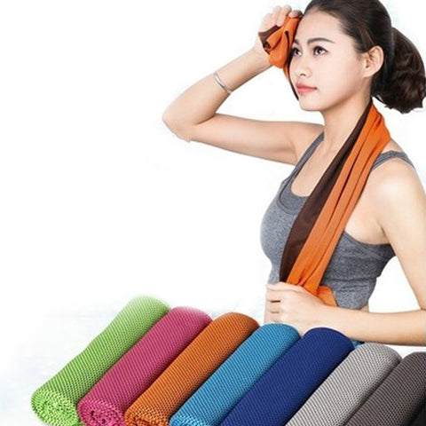 Keep-It-Cool Workout Towel