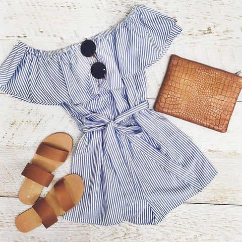 Europe Vacation Romper