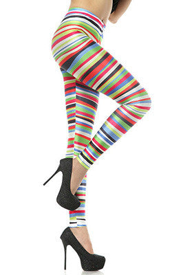 Ribbons of Love Leggings