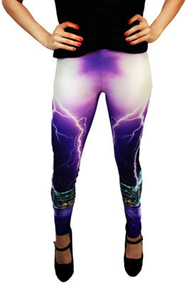 Thunder Struck Leggings