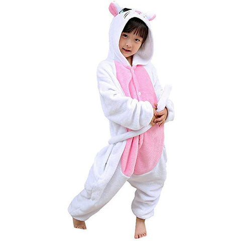 Pyjama Kigurumi Chat Enfant Kawaii