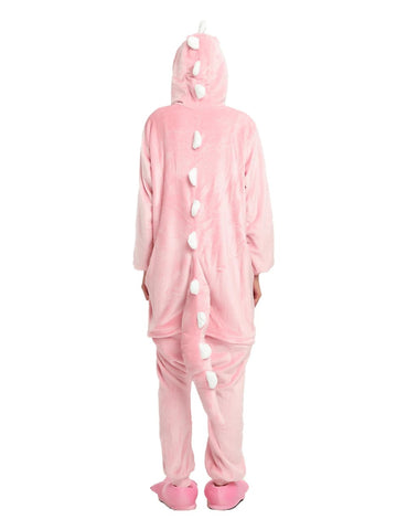 Pyjama Kigurumi Dinosaure Rose | Kigurumi Party