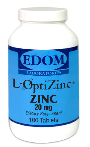 L-OptiZinc® 20 mg