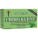 Chiro-Klenz Tea® with Green Tea - 30 tea bags