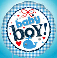 Baby Boy! Balloon