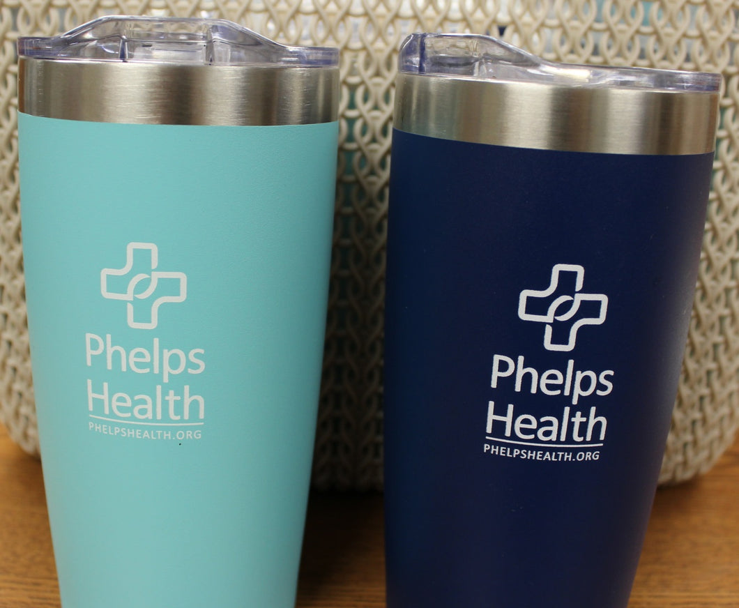 Phelps Health Tumbler
