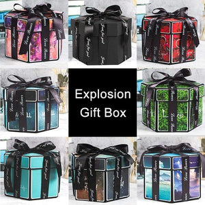 Soft Porium Explosion Box