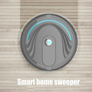 Soft Porium Robot Vacuum Cleaner Smart Robot Vacuum Cleaner