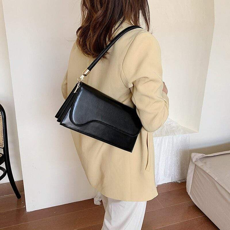 Soft Porium women handbags Elegant Leather Ladies Shoulder Crossbody Handbags