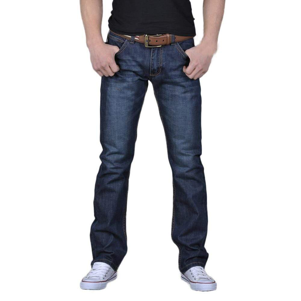 Soft Porium - Your Mega-Superstore For Great Deals mens pants Men's High Quality Non Ripped Stretch Denim Jeans