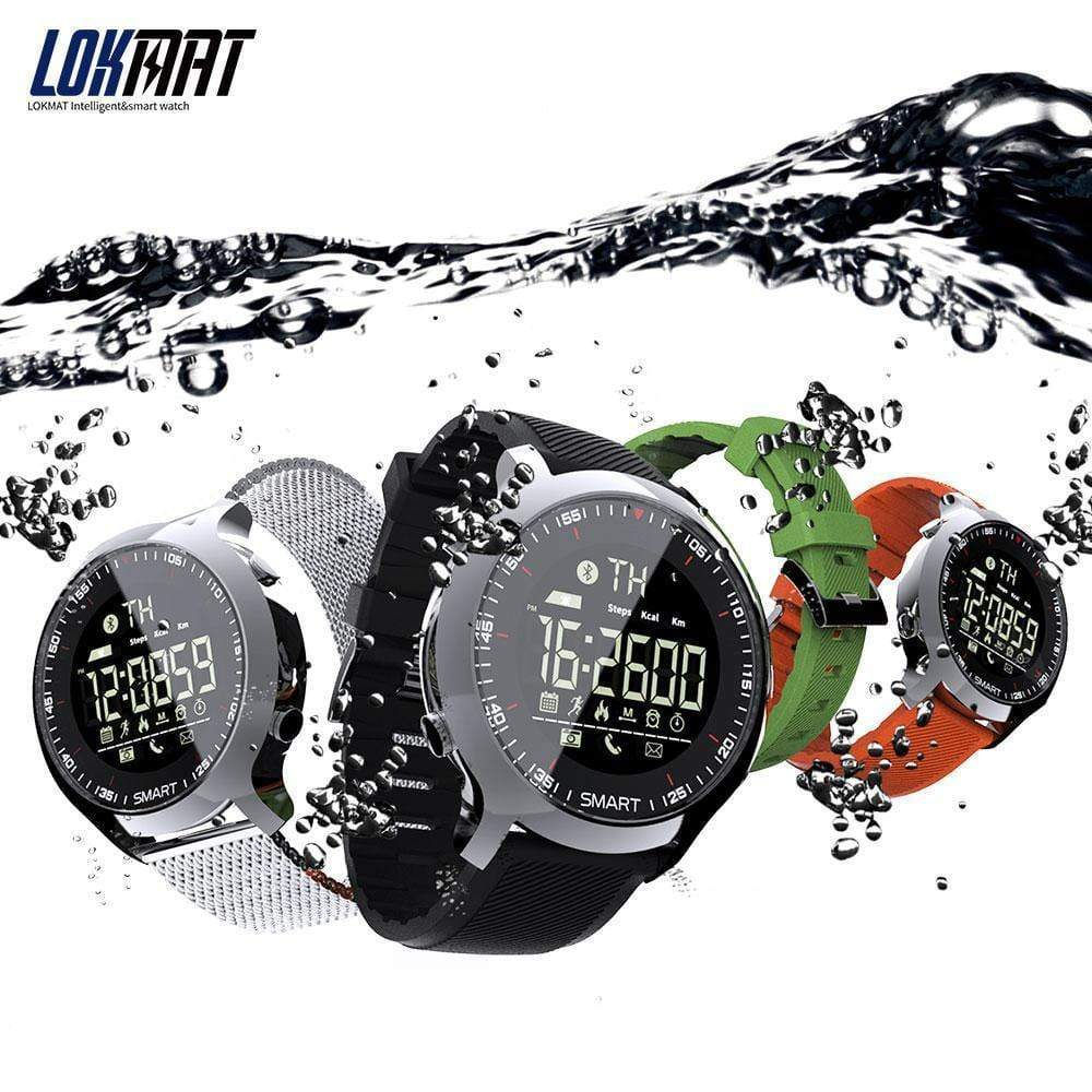 Soft Porium - Your Mega-Superstore For Great Deals Smart Watch Sport Waterproof pedometers