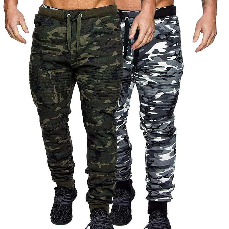 Soft Porium - Your Mega-Superstore For Great Deals sweatpant men's Camouflage Jogging sweatpant