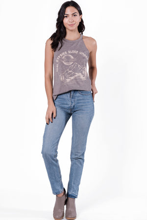 Wanderlux Women's Fashion - Women's Clothing - Tops & Tees - T-Shirts Real Gypsies Tank