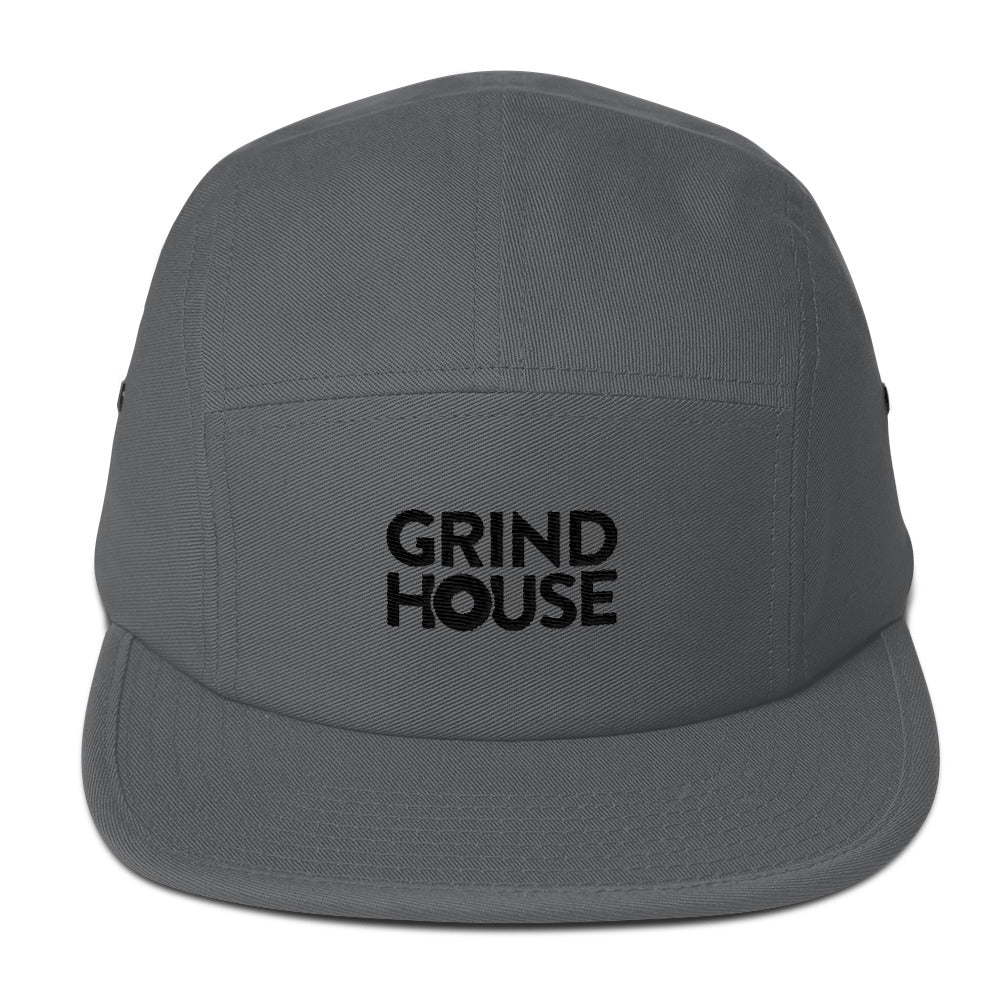 Grind House 5 Panel Hat