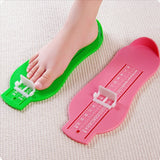 Montessori Newborn Infantil Foot Measure Gauge Shoes Size Measuring Ruler Tool Funny Gadgets Educational Learning Birthday Gift