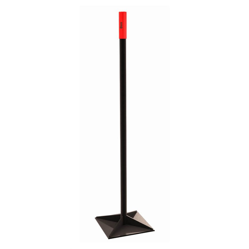 "Welded Tamper - 10"" X 10"" Steel Head and Handle"