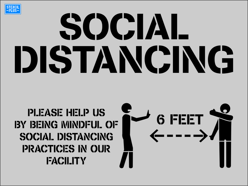 Social Distancing Disclaimer