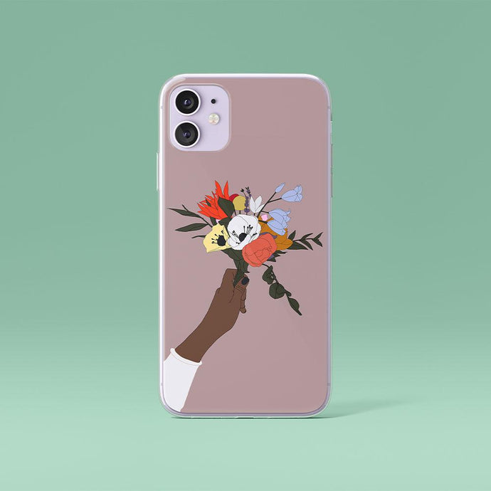 iPhone Case Floral Abstract art