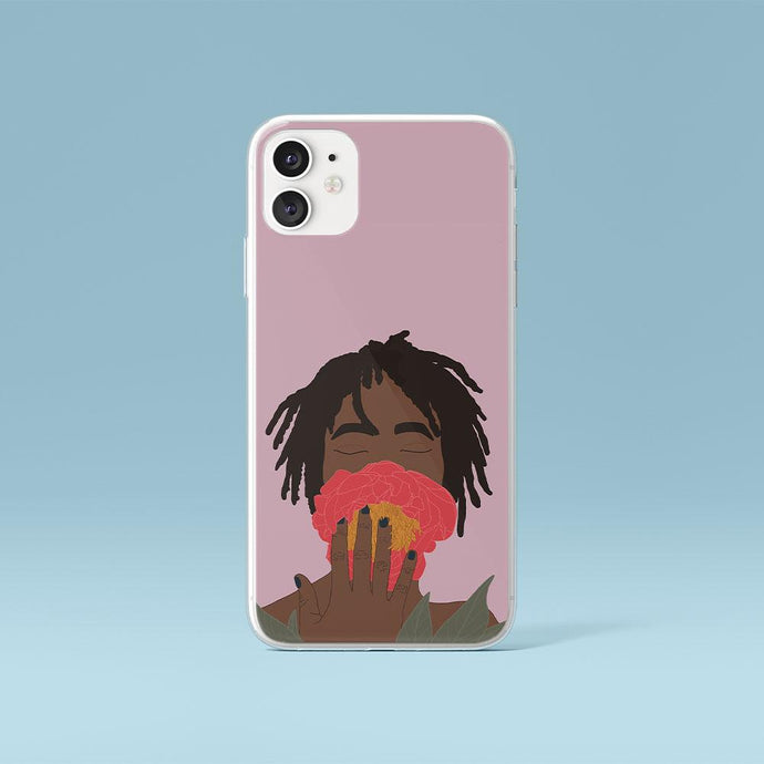 Pink iPhone Case for girl