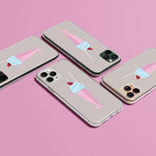 Load image into Gallery viewer, Ice Cream Pink iPhone case