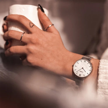 Three Types of Watches a Woman Must Have in her Wardrobe