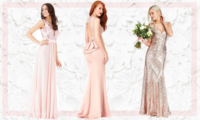 Shopping For Bridesmaid Dresses - Six Practical Steps